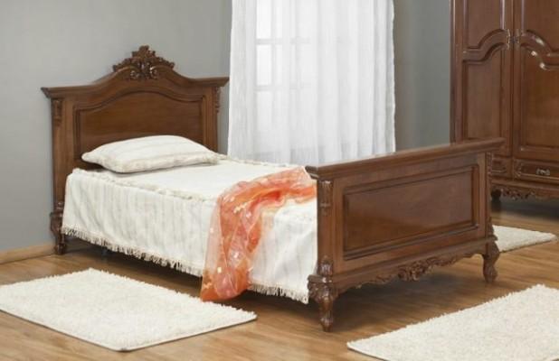 Кровать односпальная 900 мм