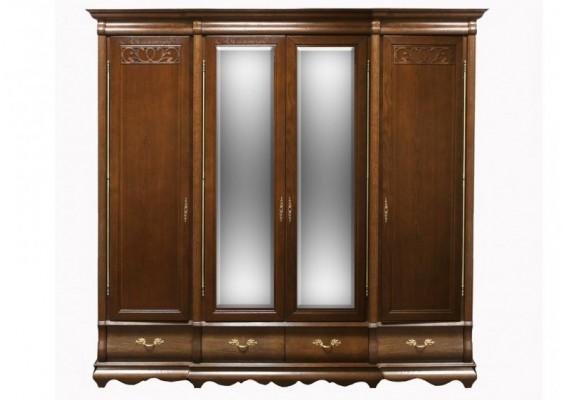 """Шкаф 4 двери """"Оскар"""""""
