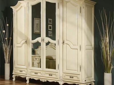 Шкаф 4-х дверной Royal